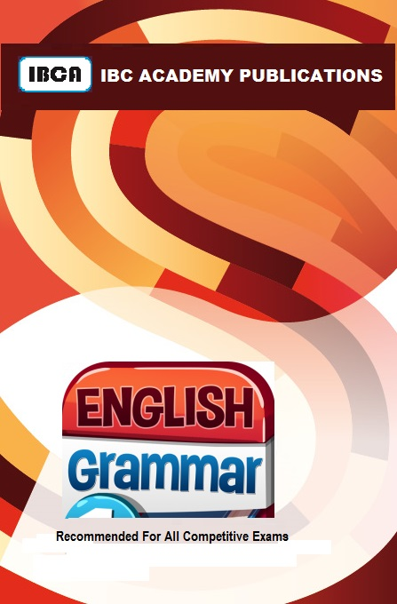English Grammar For Competitive Exams