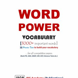 Word power-Vocabulary